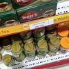 やっぱり  モルディブは  紅茶が安い!!