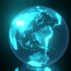 Blender 278日目。「ホログラフィックな地球のモデリング」その2。