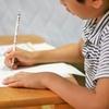 小学2年生の宿題。答えは親が考えて(+_+)