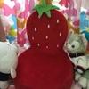 苺の座椅子☆*:.。. o(≧▽≦)o .。.:*☆