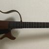 【機材#007】YAMAHAサイレントギターSLG200S 〜 アコギを時と場所を選ばすに堪能したいならこれ!