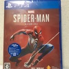 PS4ゲーム スパイダーマンが届いた!