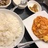 新宿で夜に中華定食「菜香菜」
