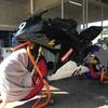 岡山国際サーキット CBR250RRドリームカップ第1戦 決勝