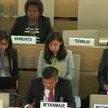第41回人権理事会:(35・36回会合)中央アフリカ共和国およびロヒンギャにおける人権状況に関する双方向対話/技術支援とキャパシティ・ビルディングに関する一般討論