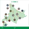 北海道内15箇所にポケモンマンホールが設置されるので最適経路を計算してみた