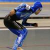 スピードスケート:長野Mウェーブで国内最高記録場面を観戦+写真(2)