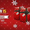 Buy FIFA 15 Coins for the Coming FUTmas Pack