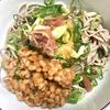 3月6日 納豆おろし蕎麦が美味しい