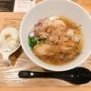 鶏と鮪節 麺屋 勝時/鮪節ラーメン(梅田)