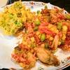 【1食157円】枝豆コーン&紅生姜牡蠣天ぷら白滝ハーフそうめんの自炊レシピ