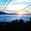 雲海を見に行こう