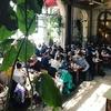 Re:cyclerie @ Clignancourt 美麗植物廃墟ベジカフェ