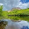 茶臼岳ひょうたん池(栃木県那須)