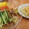 幸楽苑 冷し麺 ごまダレ冷し中華