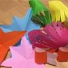 【知育】3歳でもできる切り紙遊び