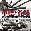新見志郎『軍艦と砲塔:砲煙の陰に秘められた高度な機能と流麗なスタイル』