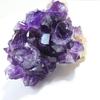 アメシストには紫色の色素が無い じゃ、なぜ紫色なの? amethyst