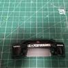 アオシマ LBワークス R35 GTR type2 製作 ⑪ ボディ塗り分け