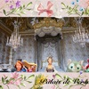 ヴェルサイユ宮殿 マリーアントワネットの寝室!!ハネムーン旅行記 2014  フランス&イタリア♪
