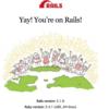 【ツイートで振り返り】Progate Rails5 学習コース1