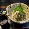 新宿西口で本格蕎麦ならこちら!手打蕎麦渡邊@東京都新宿区 2回目