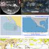 【台風27号のたまご】北東太平洋に25E(Xaivier)・インド洋に(94S)と台風のたまごが!米軍・ヨーロッパ中期予報センターの進路予想では今のところ『越境台風』とはならず、台風27号とはならない見込み!