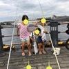 ファミリーfishing☆彡みなとみらい