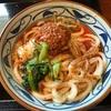丸亀製麺の「シビ辛 麻辣坦々うどん」