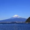 今日の富士山の写真です。