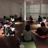 yoga とキールタン❄️季節の瞑想シリーズ❄️