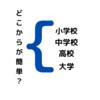 【リアル】慶應はどこからが一番入りやすいか?答えは一択。慶應卒が語る。