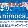 【ソラチカルート閉鎖後に備えて】ANA/VISAnimocaカードを発行しよう|ポイント獲得も忘れずに
