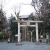 愛宕神社古墳(父塚) 埼玉県川越市富士見町
