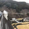 【ダム】天皇陛下御在位三十年 記念ダムカード  を求めて日吉ダム(2019/03/10)