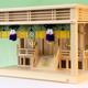 箱型の神棚でも大きくありたい 幅60cm相当のガラス箱宮三社