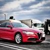 【Alfa Romeo】 Giuliaがやって来た