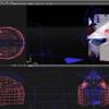 3DCGができない分、フォトショップのアシスト連携で、ガンダム。