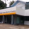健康診断をヤンゴンで受ける。