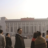 北京市 中国国家博物館 訪問   『日本道観の道教交流』