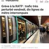 規則正しい生活 / Paris en grève