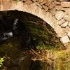 旧道にひっそりと架かる宇土川橋