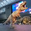 【古生物イベント紹介】ディノアライブの恐竜たち展(新宿住友ビル三角広場)
