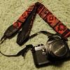 300円で買ったカメラ用ネックストラップについて