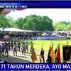 今日はインドネシアの独立記念日