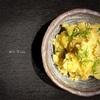 「いつも通り」×「いつもと違う」の食材選びで新しいアートな1皿を/ディルのポテサラ