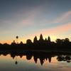 カンボジア・タイ・ミャンマーの旅2016*シェムリアップ3日目 〜サンライズ見に行ったはずなのに!〜