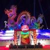 第2回ナコンサワンランタン祭り(เทศกาลหุ่นโคมไฟนครสวรรค์ ครั้งที่ 2)開催は2019/12/24~2020/1/4