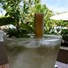 【2017子連れバリ島(10)】「グランドハイアット バリ」のプールとレストラン、そして最高のカクテルタイム