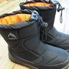 靴サイズ23.5cmの私が、ワークマンで防寒ブーツケベック(メンズMサイズ)を買いました。これで私もワークマン女子!